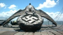Nazi eagle in Uruguay auction 'should go to museum'