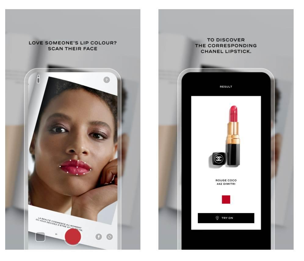 Chanel's AI Lipscanner app will find lipstick in any shade | Engadget
