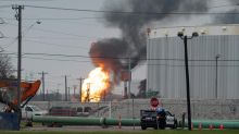 Refinery fire extinguished in south Texas, no injuries