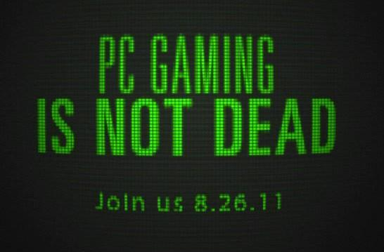 Razer teaser reminds us that 'PC gaming is not dead,' neither are viral videos
