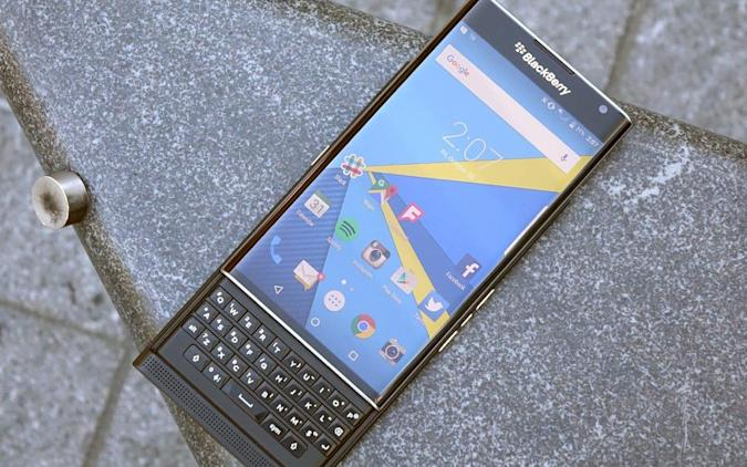 BlackBerry is dumping BB10 for Android in 2016 (update)