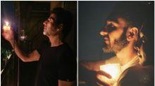 In Pics: Big B, Rajinikanth, Akshay, Deepika, Anushka Take Part in Modi's #9pm9minutes Initiative