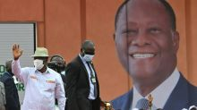 Two killed in Ivory Coast vote violence