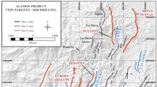 Minaurum Drills 3.1 m of 1197 g/t Silver (42 opt) in Promontorio Zone at the Alamos Silver Project