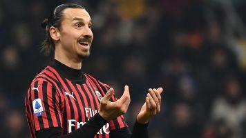 """Zlatan pense à quitter l'AC Milan : """"Ibrahimovic n'est pas un joueur de la Ligue Europa!"""""""