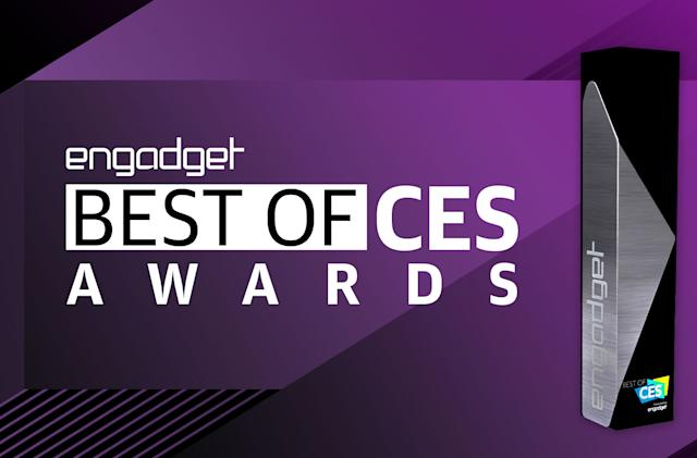Presenting the Best of CES 2021 winners!