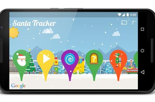 Google open-sources its Santa Tracker a few months late