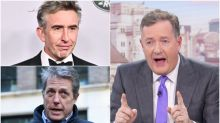 Piers Morgan Taunts Hugh Grant And Steve Coogan Over Election Result