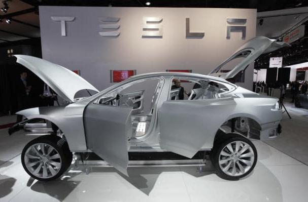 Elon Musk 'clears a path' for electric cars by opening Tesla's patents