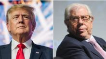 Carl Bernstein Dubs Trump a 'War Criminal' Who Suffers from 'Delusional Madness' (Video)