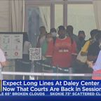 Most Daley Center Traffic Hearings To Be Scheduled On Zoom; Expect Long Lines for In-Person Hearings