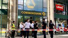 Banküberfall: Zwei Banken überfallen: Tatverdächtiger festgenommen