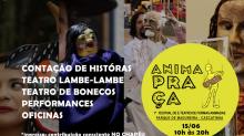 Rio recebe  1º Festival de Teatro de Formas Animadas