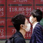 Hong Kong shares drop amid tensions with China