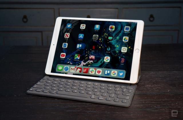 Apple finally brings mouse support to iPad with iPadOS