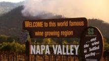 Kebakaran hutan melanda California, puluhan ribu orang mengungsi