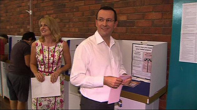 Polling booths close in WA election