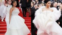 Former Miss Worlds, Aishwarya & Priyanka Made A Strong Case For Dreamy White Gowns At Cannes 2019