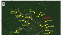 Cabral identifies stockwork-style mineralization under post-mineral cover at the Vila Rica Discovery, Cuiú Cuiú Project, Brazi