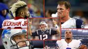 Top 50 NFL Players' Merchandise Sales in Pictures