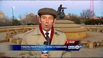 Many of KC's famous fountains need costly repairs