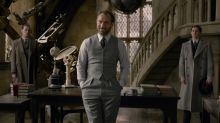 'Fantastic Beasts 2': Fans are swooning over Jude Law's Dumbledore in the first 'Crimes of Grindelwald' trailer