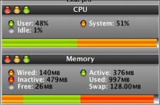 iStat Pro 3.3 widget brings temp and fan readings for Intel Macs and more