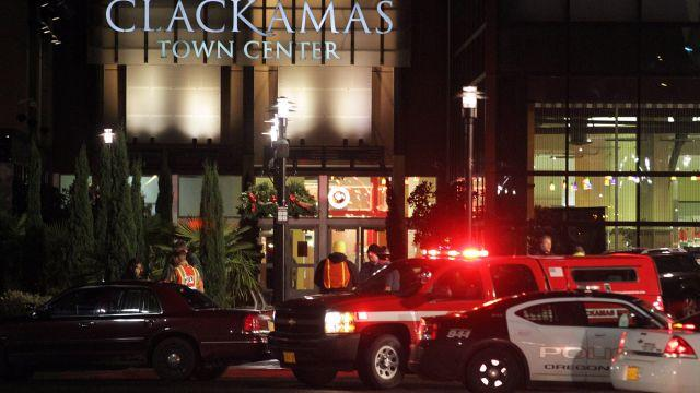 Mall remains closed after deadly shooting