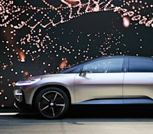 Faraday Future Will Race the FF91 Against Tesla at Pikes Peak This Year