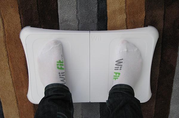 Wii Balance Board: decent for measuring equilibrium, medical study says