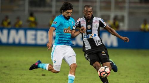 Dorival explica melhora do Santos no Peru e diz: 'Merecemos o gol'