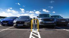 Jaguar Land Rover finally posts a profit
