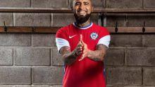 Foot - CHI - Les nouveaux maillots du Chili dévoilés