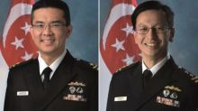 Singapore Navy chief Lai Chung Han steps down, Rear-Admiral Lew Chuen Hong takes over