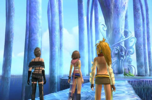 'Final Fantasy X/X-2 HD Remaster' lands on Switch and Xbox One