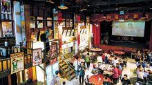 新竹懷舊戲院餐廳 看電影吃客家菜