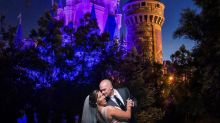 You can now get married at Disney World at night (with the whole park to yourself)