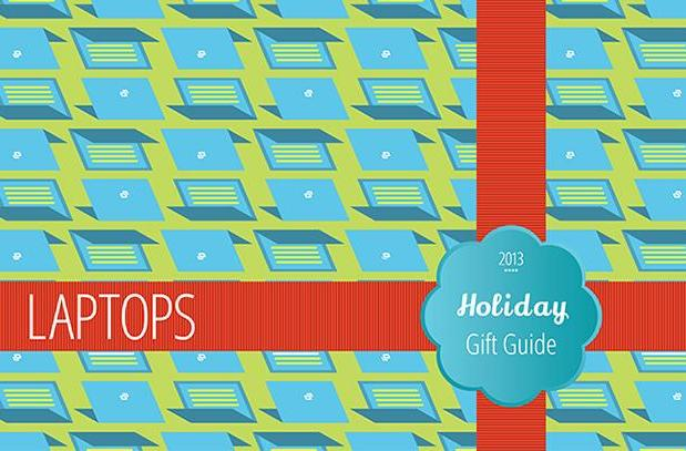 Engadget's Holiday Gift Guide 2013: Laptops