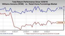 Williams-Sonoma: E-commerce Solid, Comparable Revenues Weak