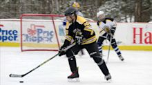 Christian Klueg builds 'rink of dreams' amid COVID-19 pandemic