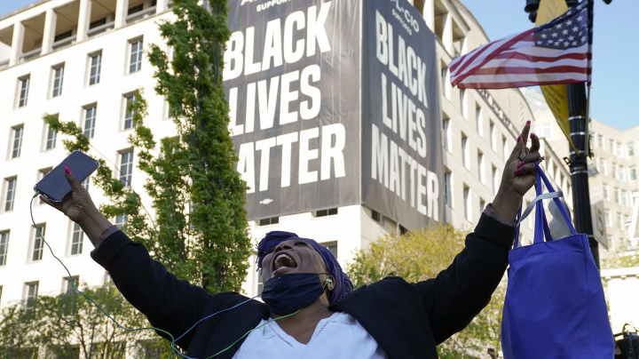 Chauvin verdict is a reckoning with racial injustice
