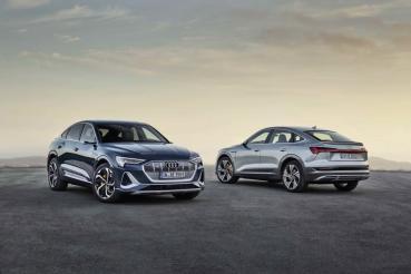 開啟全台便捷純電生活圈!全新Audi e-tron | e-tron Sportback預售價公佈