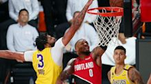 Damian Lillard says he's playing in Game 3 after dislocating index finger vs. Lakers