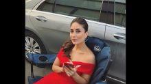 Woah! Kareena Doesn't Need A Red-carpet Event To Rock A Red-carpet Worthy Dress