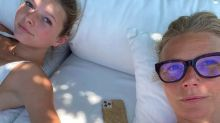 Gwyneth Paltrow's Daughter Apple Is Her Double in a New Selfie