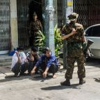 UN human rights chief condemns military build-up in Myanmar