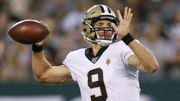 Saints could get boost as Brees plans to play