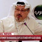 Trump defies CIA with lie about Saudi role in Khashoggi murder