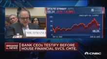 State Street CEO delivers his opening statement to the House Financial Services Committee
