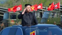 North Korea fires missile that lands in sea near Russia